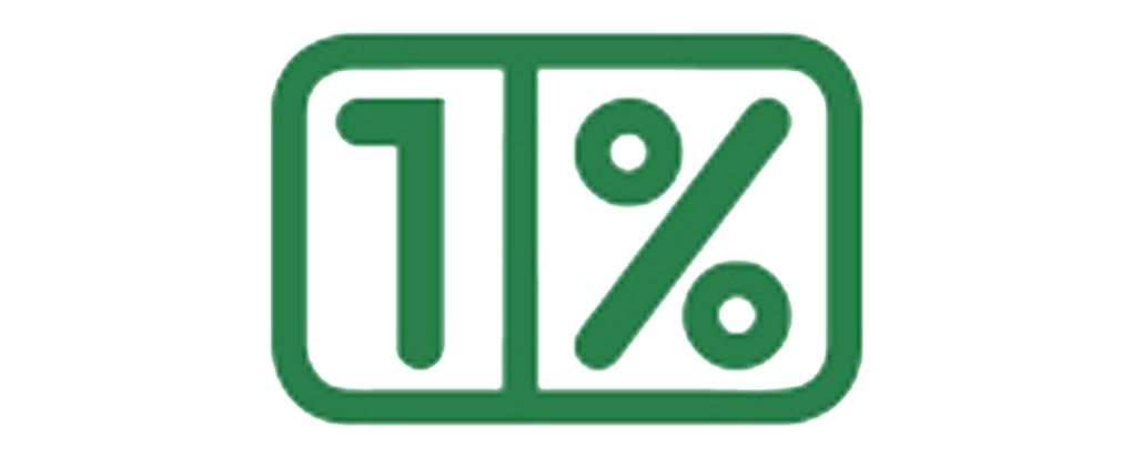 jeden procent SKEF
